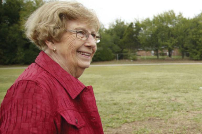 Strong Women Making History: Nancy McDonald