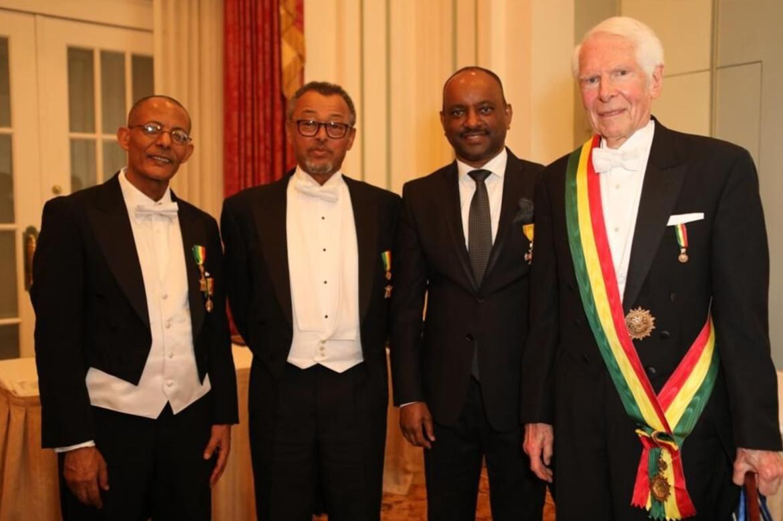 Ted Vestal Ethiopia