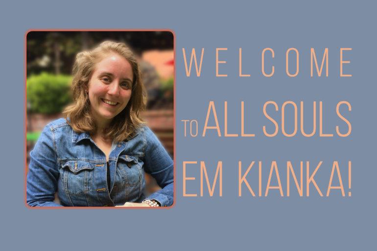 Say Hello to Em Kianka!