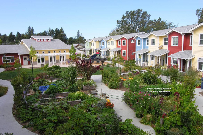 Cohousing feature